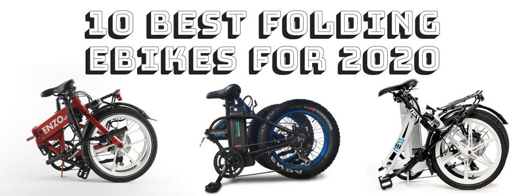 best folding ebikes for 2020