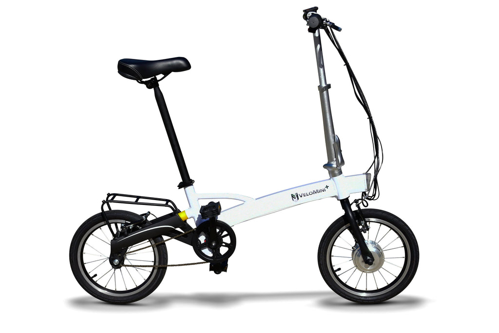 velomini+ sub-compact folding electric bike portable ebike