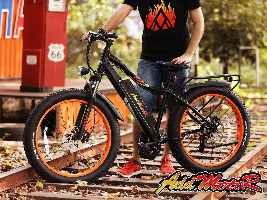 addmotor motan m-5800 fat tire electric mountain bike at really good ebikes