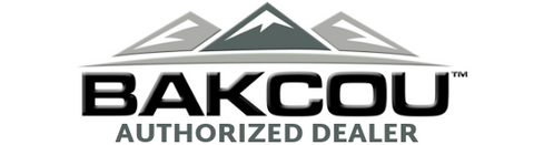bakcou ebikes authorized dealer logo for really good ebikes