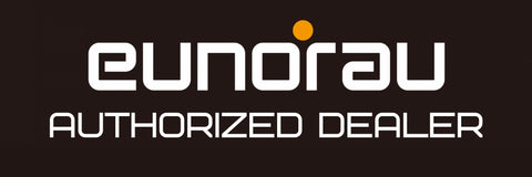 eunorau authorized dealer logo for really good ebikes