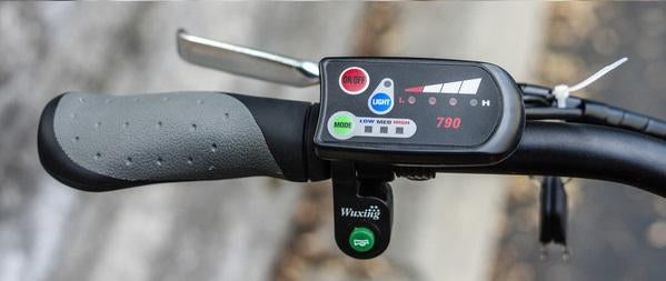 ebike pedal assist system control