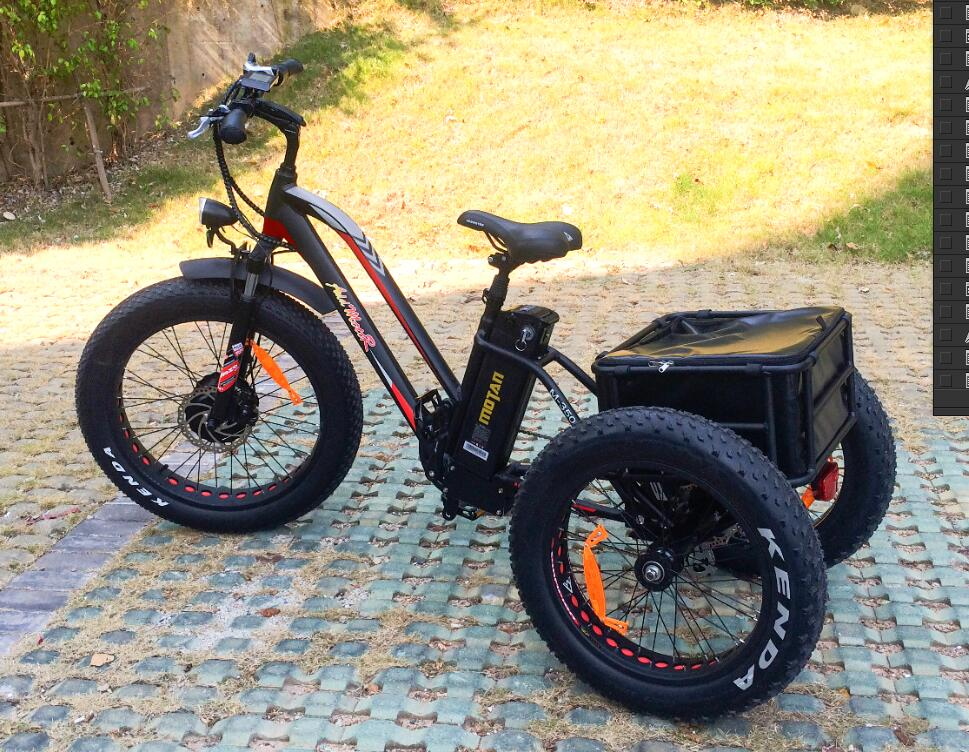 addmotor m-350 p7 electric trike