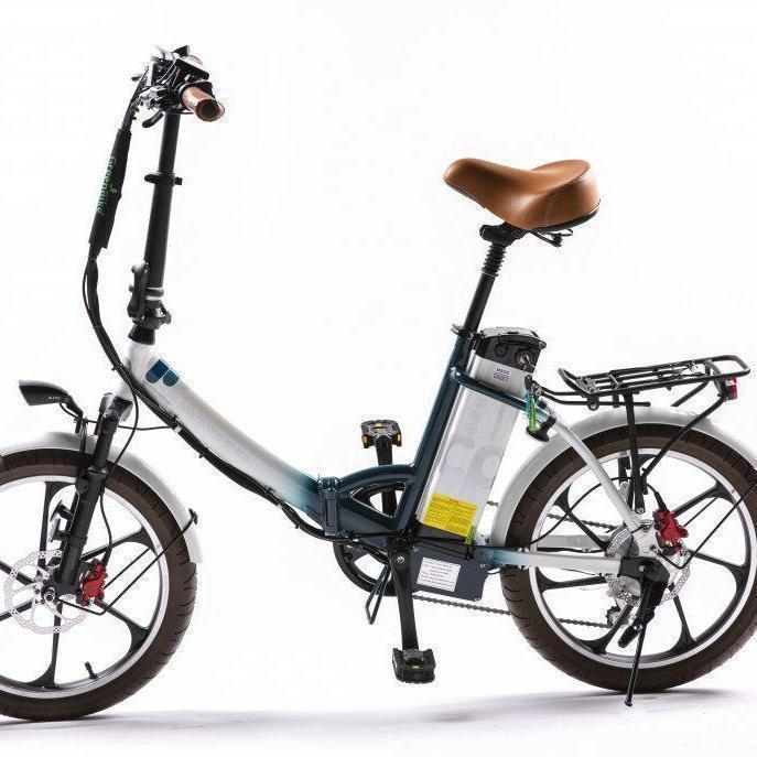 green bike city premium ebike
