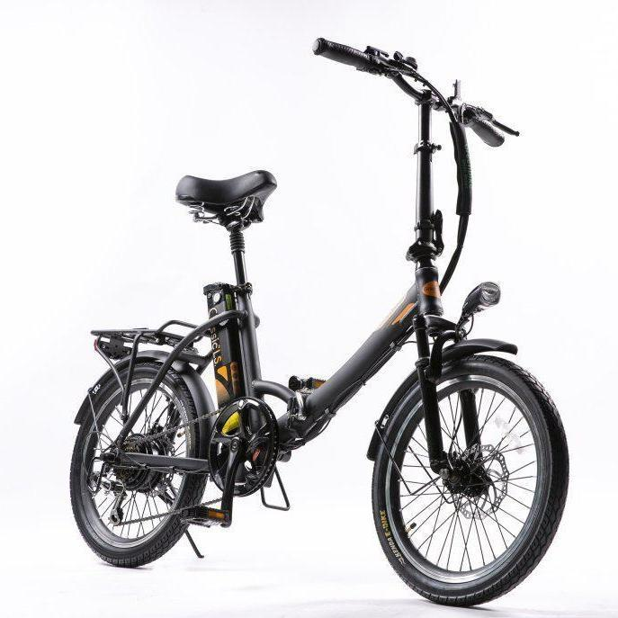 green bike classic ls folding ebike