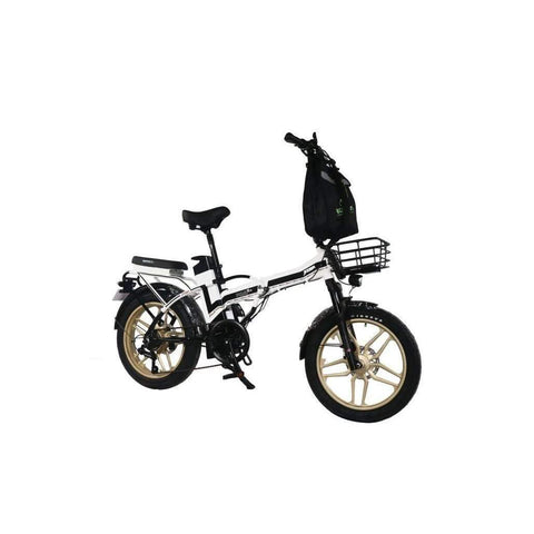 green bike electric motion jager 3.5 folding ebike