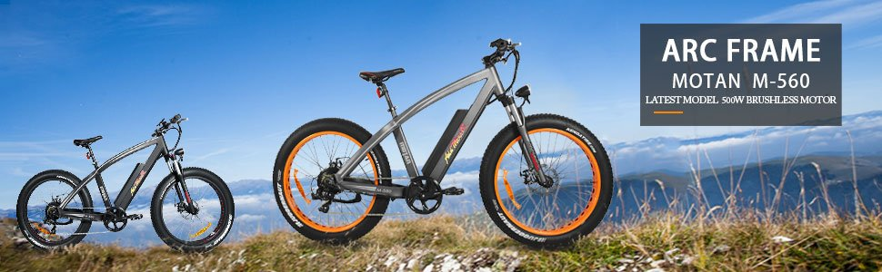addmotor motan m560 electric fat tire bike