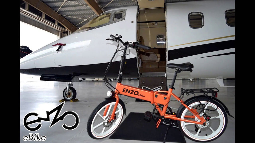 enzo electric bike