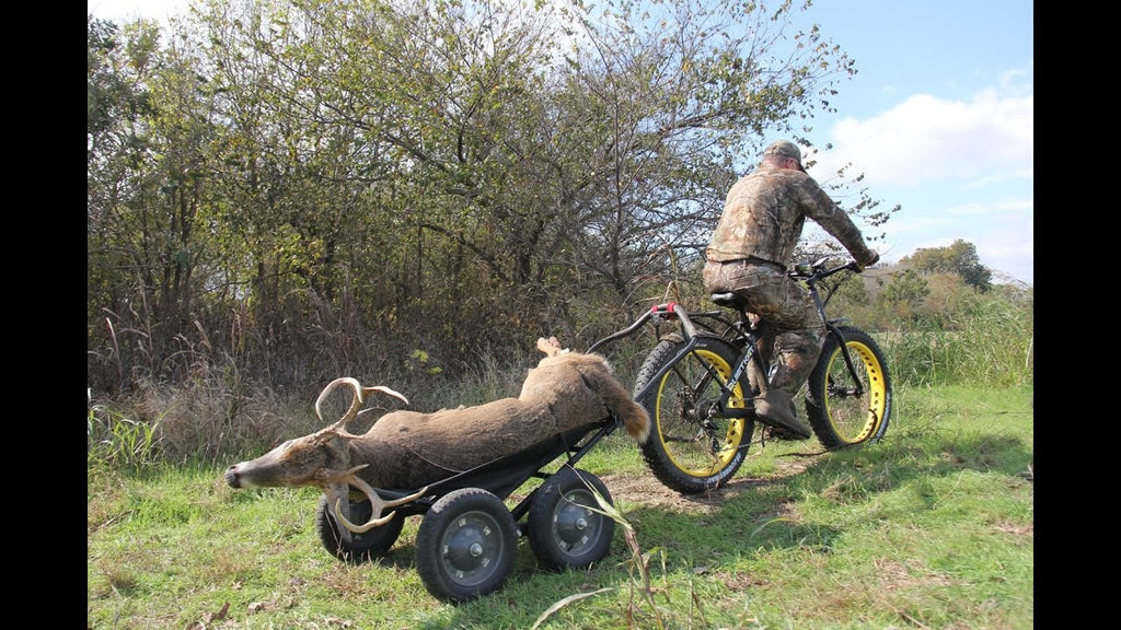 rambo bikes hunter with kill