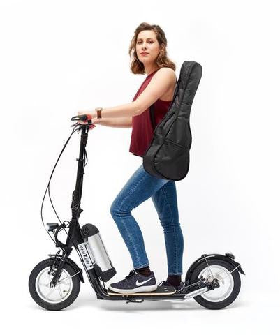 zumaround minizum electric scooter