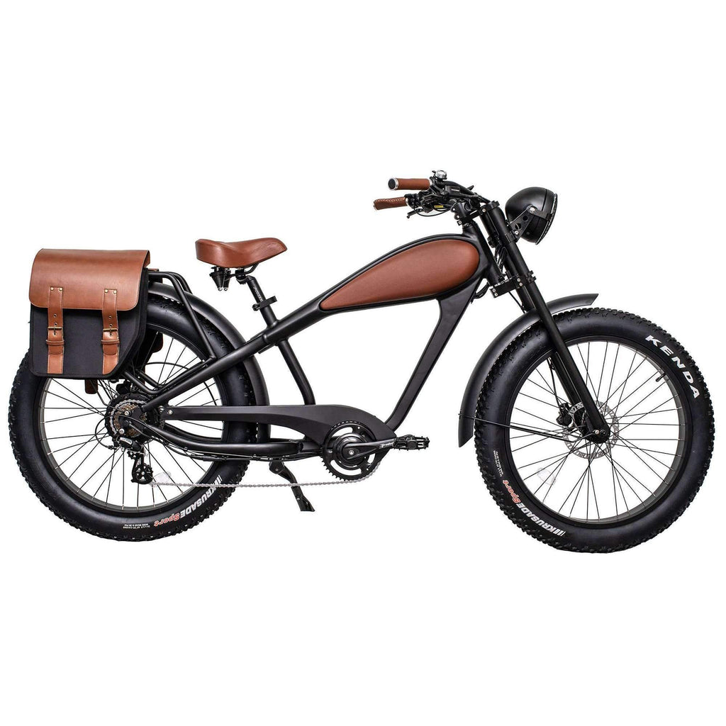 revi cheetah fat tire electric bike