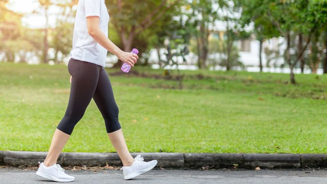 walking as a form of exercise