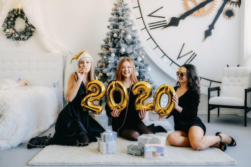 New Year's Eve Party Style - Let's Ring in 2020!
