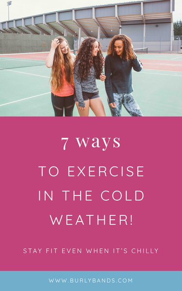 Favorite Ways to Exercise When It's Cold Outside