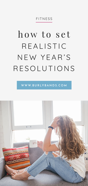 How to Set Realistic New Year's Resolutions