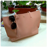 High Quality Leather Shoulder Handbag 7 colors available
