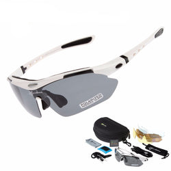 RockBros Polarized Cycling Sun Glasses Outdoor Sports Goggles