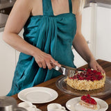 Stainless Steel Cake Server,Perfect for Most Cakes, Pies, and Pastries