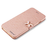 Luxury Fashion Leather Mobile Phone Case For iPhone