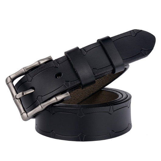 Fashion leather belt for women