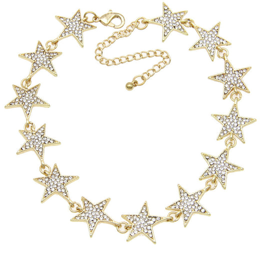 Curated Star Choker