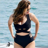 Your Choice of 4 Different Sexy Plus Size Swimsuits! At castilleco.com