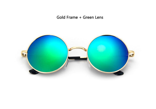 Multicolored Round Sunglasses For Men & Women
