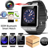 Smart Watch Digital DZ09 U8 with Bluetooth Electronics SIM Card Sport For Camera Android Phone Wearable Devices