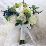Boho Chic Bridal Bouquet That Is Simply Gorgeous!
