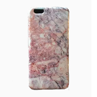 Marble Stone Painted For iphone 6 6S 6 Plus 6SPlus