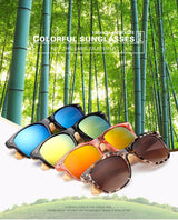 Bamboo Wood Sunglasses Men or Women