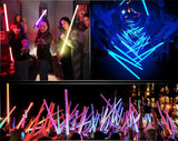 1Pcs HOT Sale Star Wars Lightsaber The Force Awakens LED Laser Sword