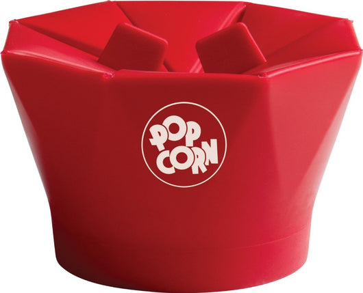 Silicone Microwave Popcorn Popper - FREE SHIPPING