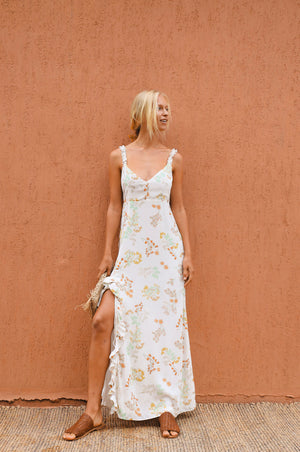WILDFLOWER Maxi Dress - viscose