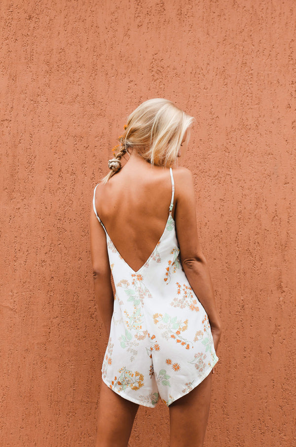 WILDFLOWER Jumpsuit - viscose