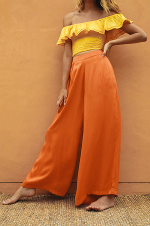 THISTLE COVE Pants - orange