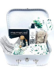 White Daylight Baby Keepsake Gift Set - Large