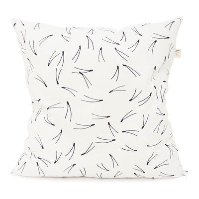 FINE LITTLE DAY BLACK BARR CUSHION COVER