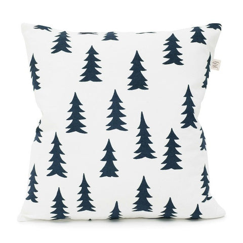 FINE LITTLE DAY NAVY GRAN CUSHION COVER