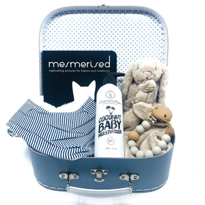 Blue Skies Baby Keepsake Gift Set - Medium