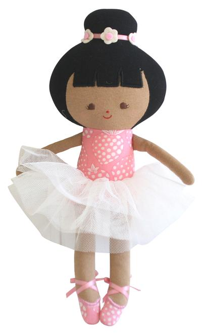 Baby Ballerina Strawberry Pink Doll