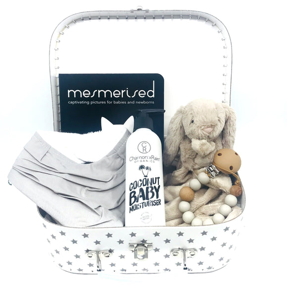 Starry Night Sky Baby Keepsake Gift Set - Medium