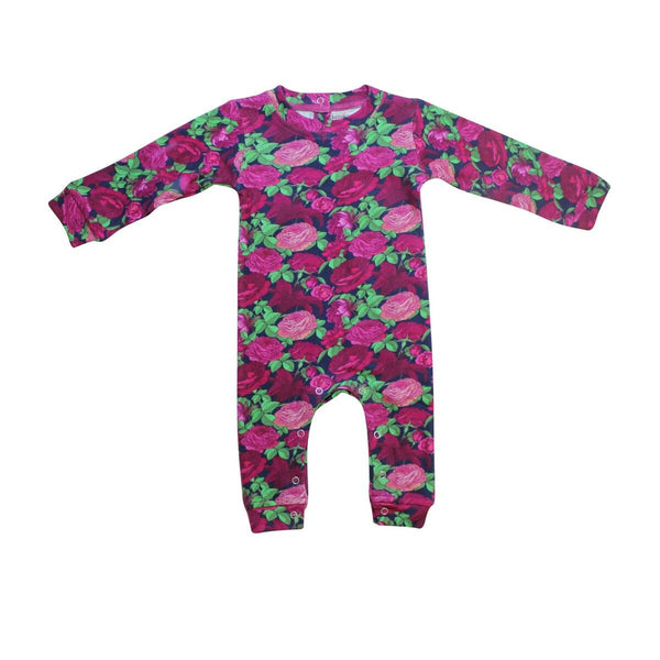 DAISY & MOOSE BED OF ROSES BODYSUIT