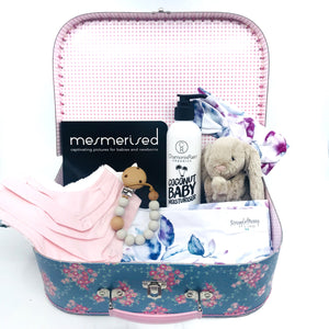 Field of Flowers Baby Keepsake Gift Set - Large