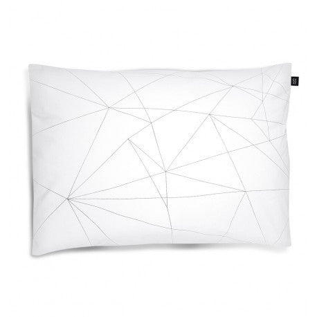 OOH NOO TODDLER PILLOWCASE GEOMETRIC WEB