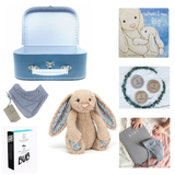 Deluxe Bunny Blue Gift Box- Large