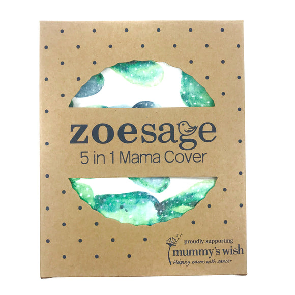 Zoe Sage 5 in 1 Mama Cover - Desert Pear