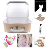 Pink Horizons Baby Keepsake Gift Set - Large