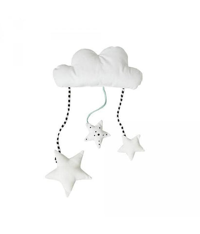 PINCH TOYS CLOUD & STARS MOBILE