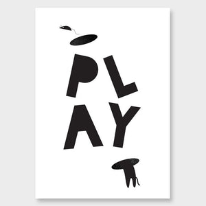 PAPERMINT PLAY PRINT A4